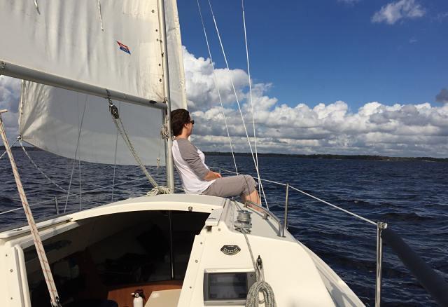 The Anne Marie - Catalina 22 MarkII Sailboat