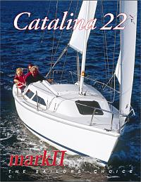 See a full color brochure from Catalina Yachts for the Catalina 22 MkII