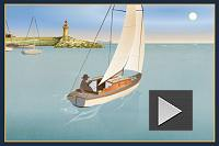 Click to see an adcorable sailing e-card